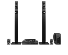 DVD Home Theater SC-XH166