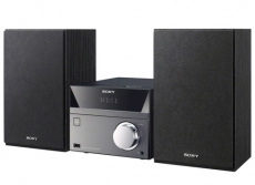CMT-S40D Micro Hi-Fi System with USB