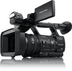 HXR-NX5R Full-HD Compact Camcorder