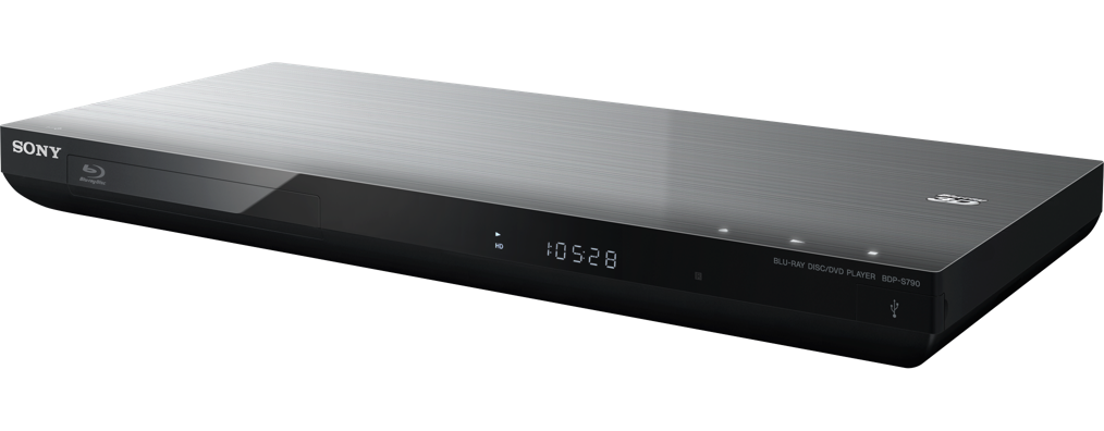 BDP-S790 Blu-ray Disc™ player