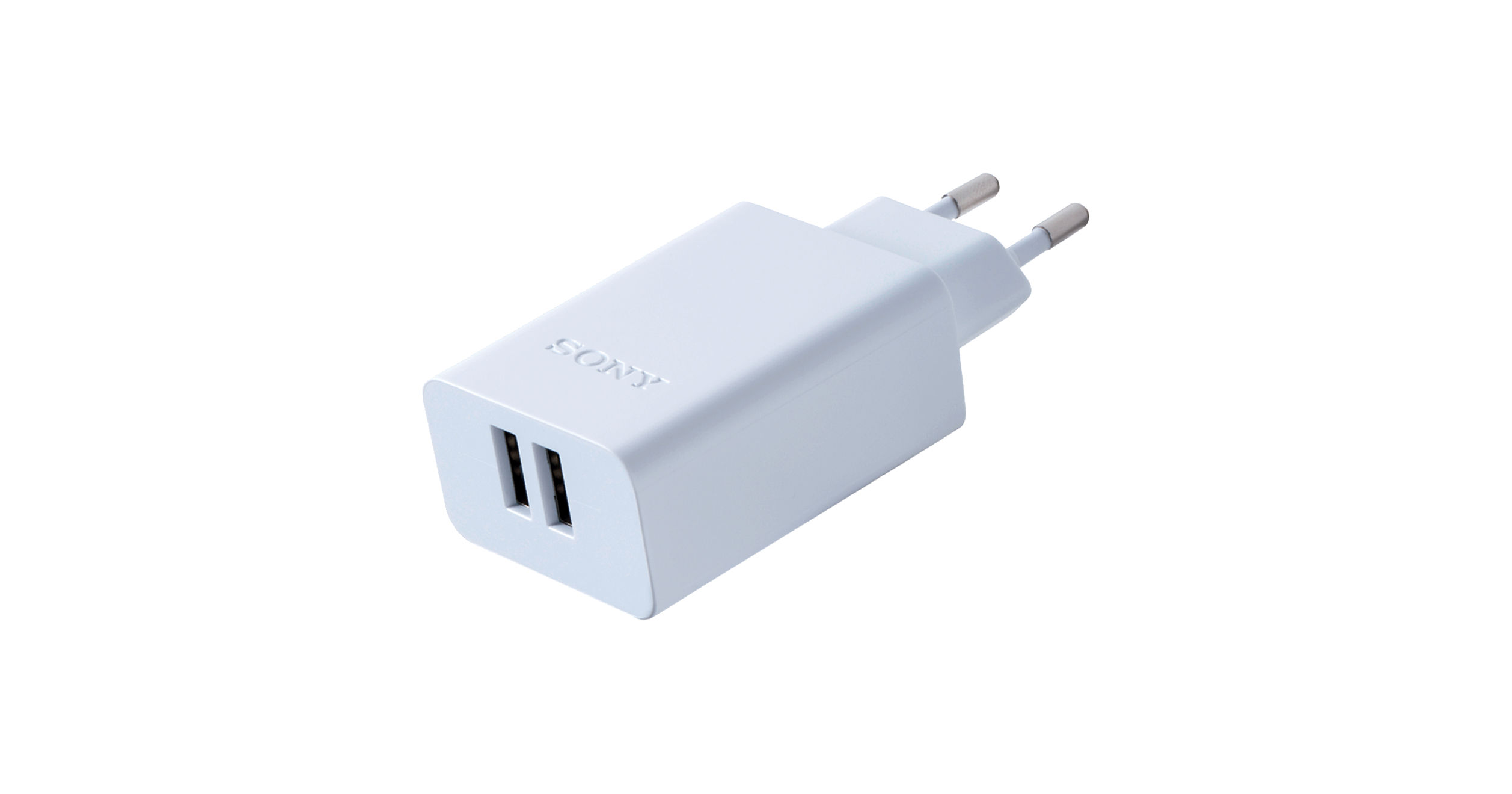 CP-AD2M2 USB AC adaptor with two ports