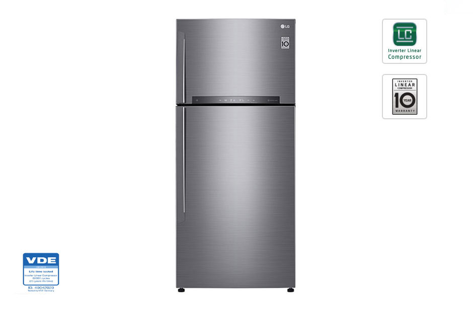 STAINLESS STEEL VCM TOP FREEZER