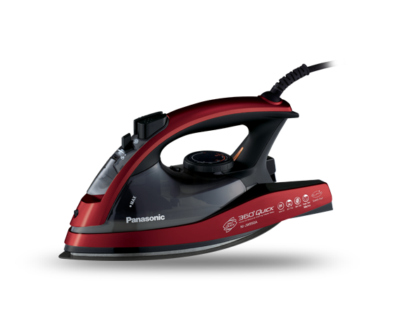 Powerful Steam 360 Iron NI-JW950