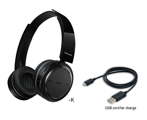 Digital Wireless Stereo Headphones RP-BTD5