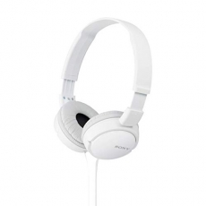 Sony Stereo Over-Ear Headphones (MDR-ZX110) White