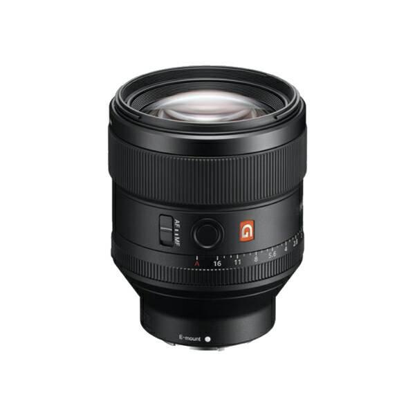 Sony Lens Sel 85f14gm