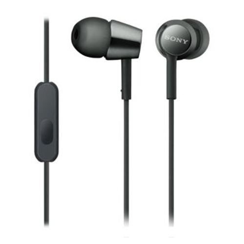 Sony In-Ear Headphones (MDR-EX155AP)