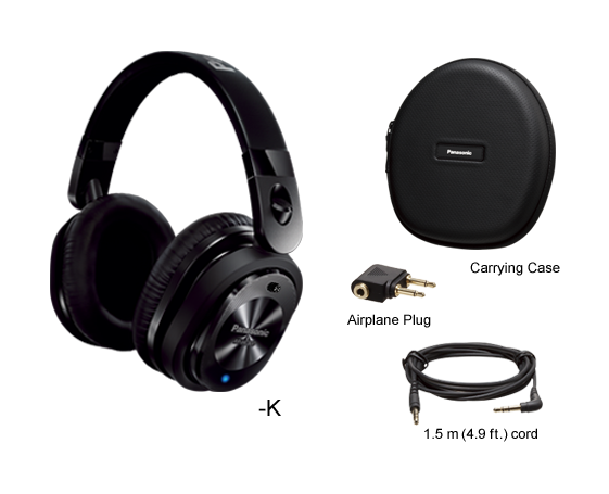 Noise Cancelling Headphones RP-HC800E