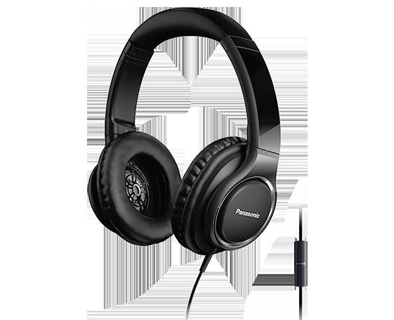 High Resolution Headphones RP-HD6M
