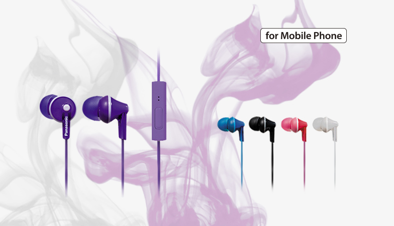 Stereo Headsets  RP-TCM125E